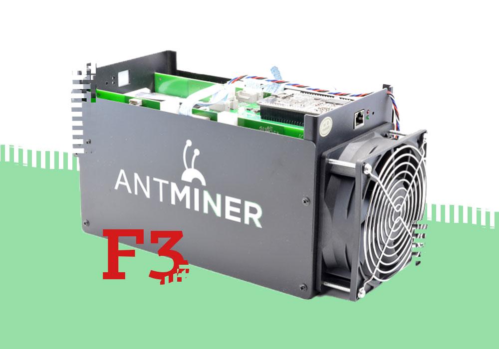 Bitmain работает над созданием Antminer F3 — ASIC-майнера для добычи второй по капитализации криптовалюты Ethereum.