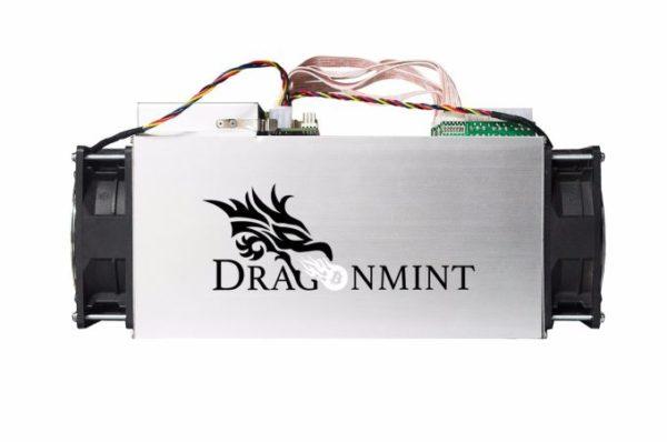 Купить новый ASIC майнер HalongMining DragonMint B52